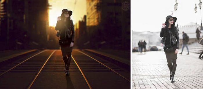 With The Power Of Photoshop This Girl Can Manipulate Realities