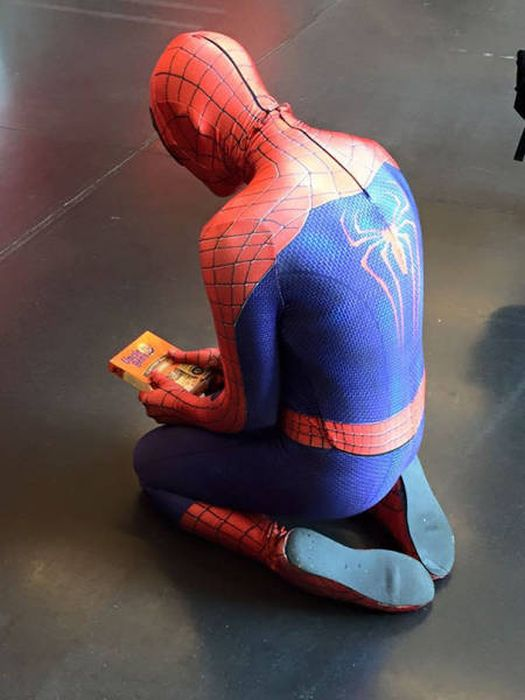 When Cosplay Gets Taken To The Highest Of Levels