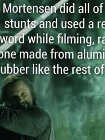 Facts That Prove Lord Of The Rings Actually Was Very Hard To Create