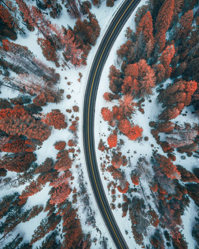 Stunning Aerial Pictures Of The American West