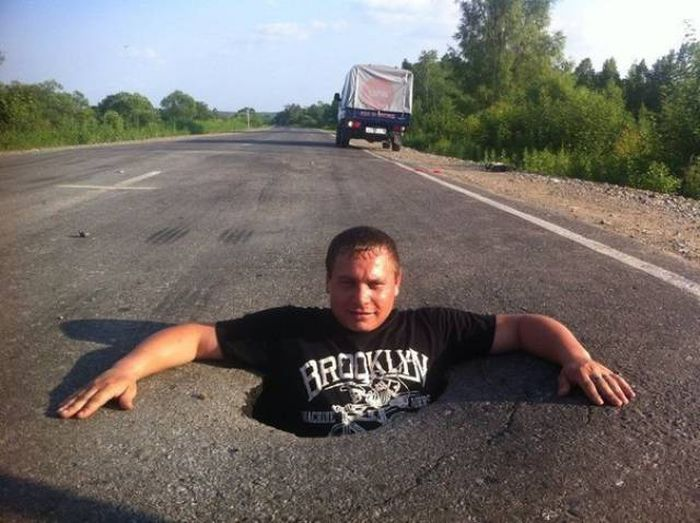 Russia Is Like A Weird Alternate Universe