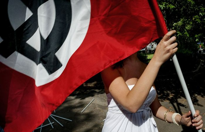 Chilling Images Of Right Wing Fascist Groups Spread Across Europe
