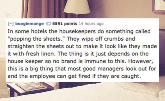 People Reveal Insider Secrets About The Industries They've Worked In