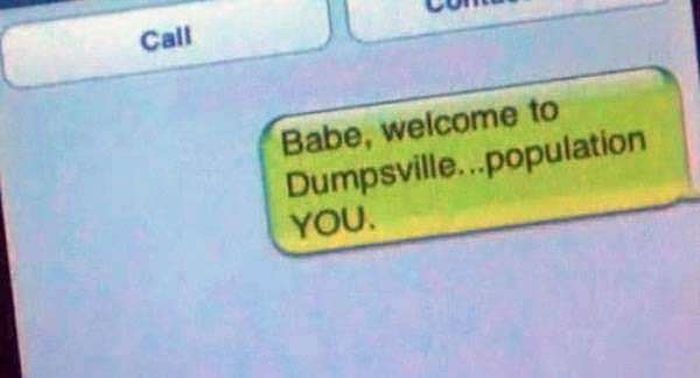 Savage Break-Up Messages That Ripped Someone's Heart Out