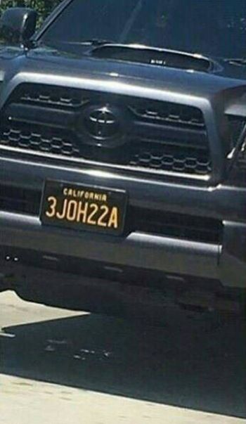 This License Plate Number Is Very Clever | Others