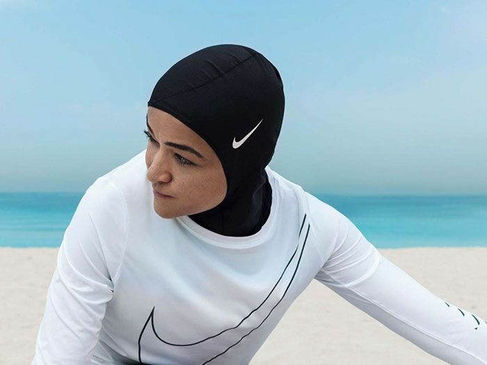 Nike Is Releasing A Hijab Line For Muslim Athletes