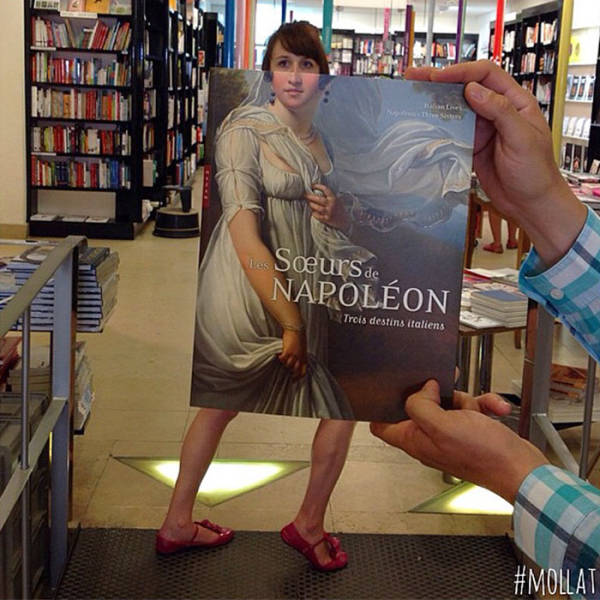Bookstore Workers Have A Very Interesting Kind Of Humor