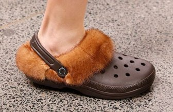 The World Is Ending Because Furry Crocs Are A Thing Now