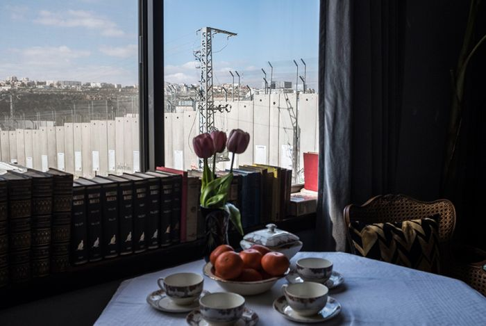Banksy Opens A Hotel With The World's Worst View