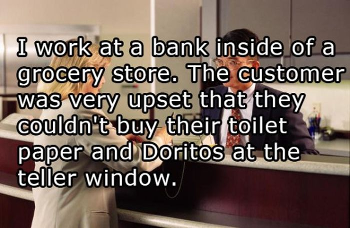 Employees Share Stupid Complaints They've Heard Customers Utter
