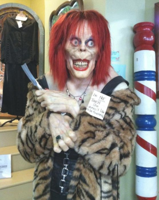Bizarre And Creepy Items Found In Thrift Stores