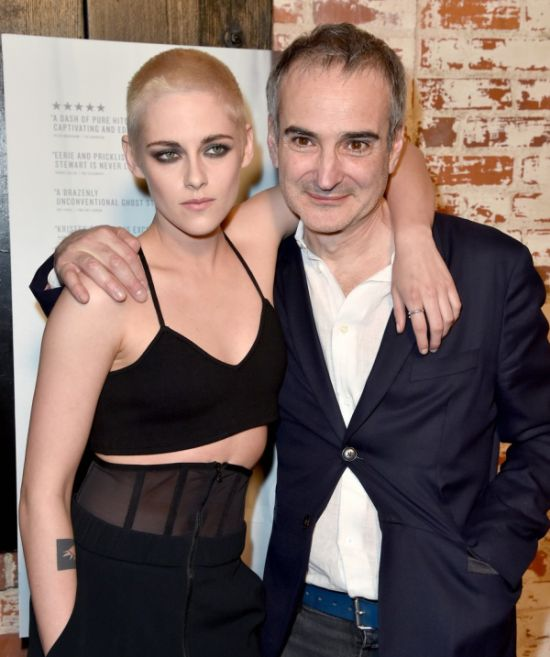 Kristen Stewart Shows Off Her New Haircut