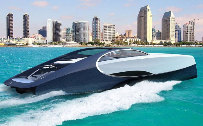 This Yacht Is Being Called The Bugatti Of The Sea