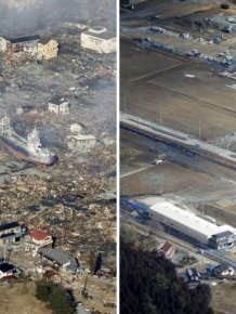 The Devastating Destruction Caused By Japan's 2011 Disasters