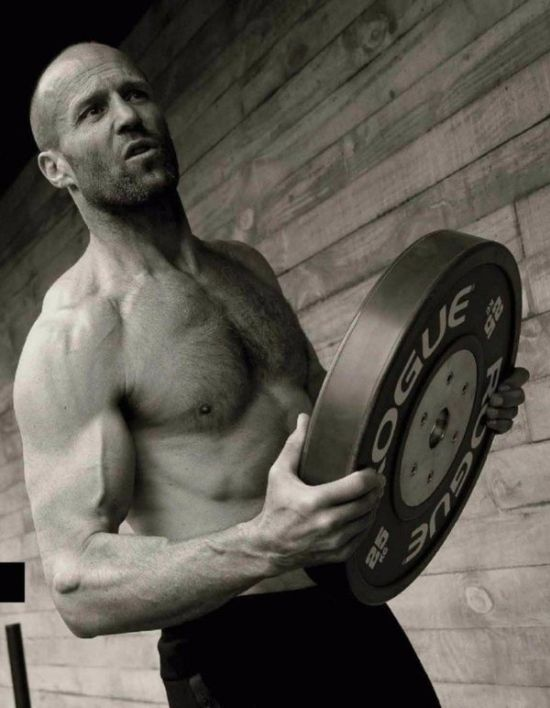 Jason Statham Shows Off His Ripped Physique For Men's Health Shoot