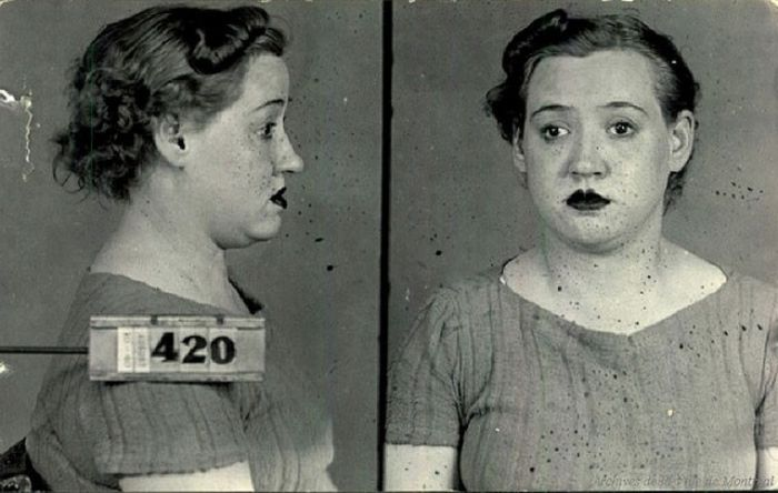 What Prostitutes Looked Like In The 1940s