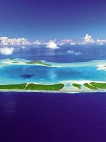 A Look At Marlon Brando's Private Polynesian Island