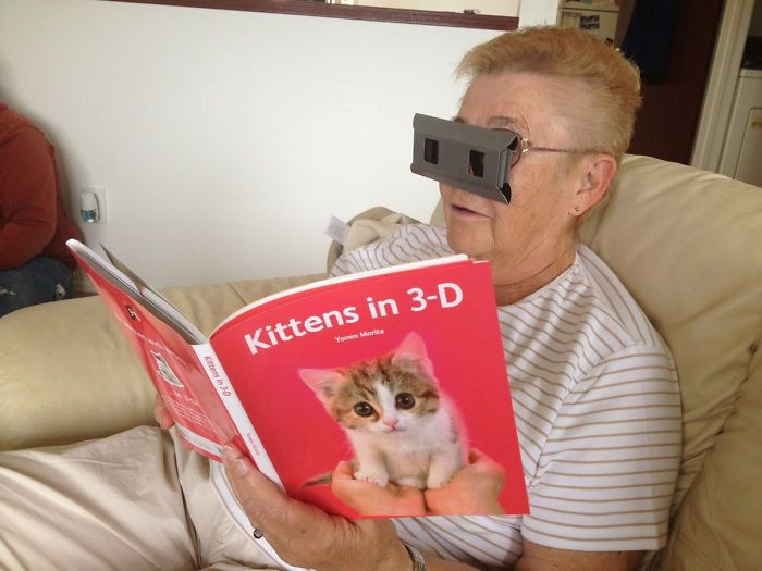 It's Impossible Not To Laugh At Old People Failing With Technology