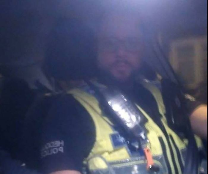 Police Officer Uses Group Chat To Get Drunk Man Home