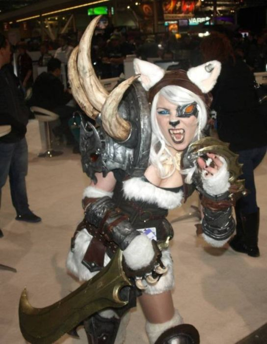 Insane Quality Cosplay From PAX