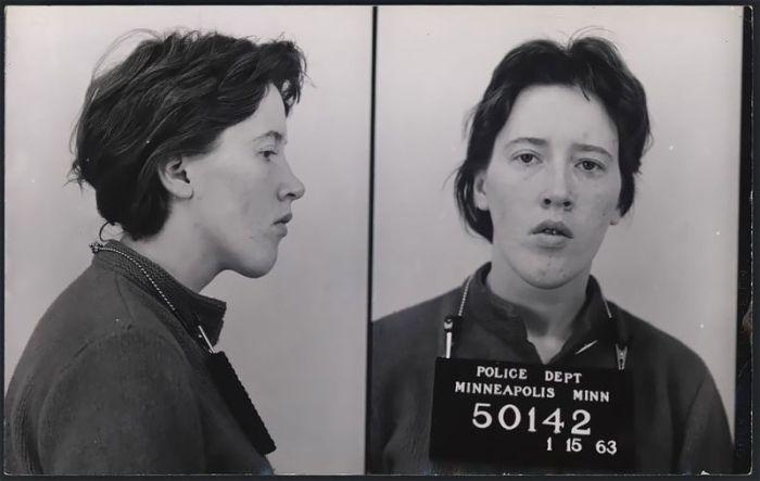 Old School Mugshots Of American Criminals