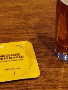 This Bar Turns Cars Into Coasters