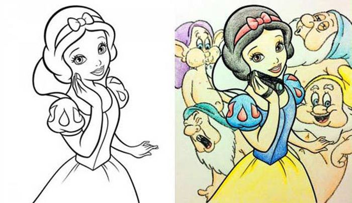 Why Adults Should Never Be Allowed To Play With Coloring Books