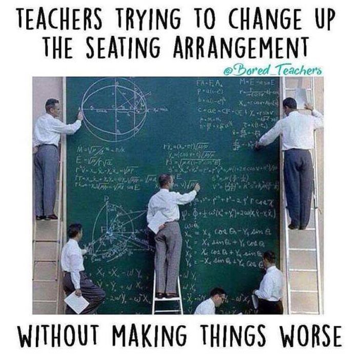 Pictures That Prove The Struggle Is Real When You're A Teacher