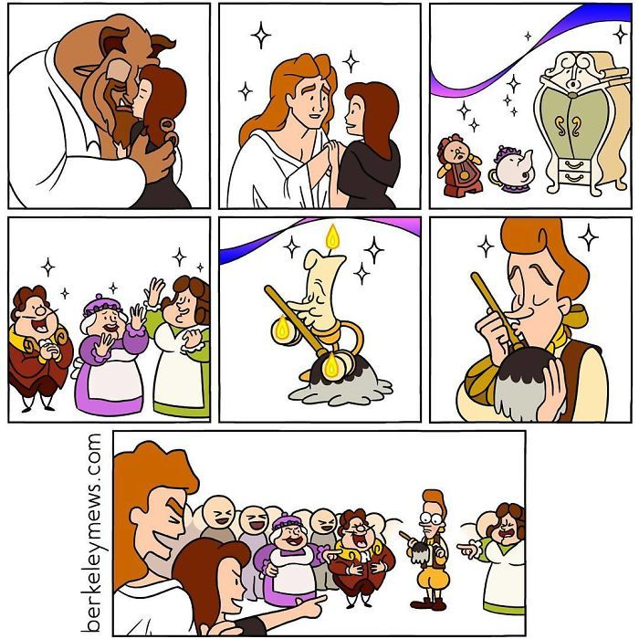 Disney Comics That Will Completely Ruin Your Childhood
