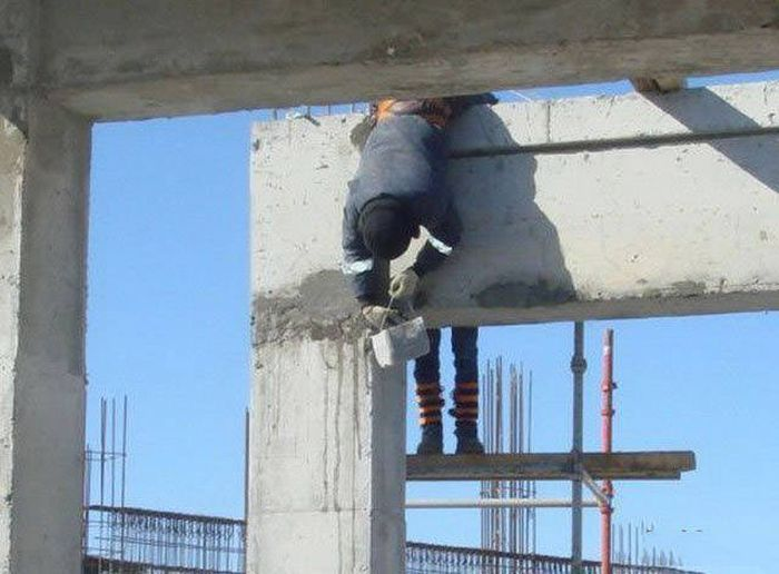 It's Probably Better For These People Not To Think About Safety