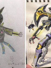 The Secret Of This Guy's Perfect Anime Comics Has Been Revealed