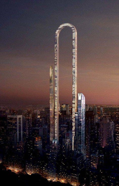 The Big Bend Could Transform Manhattan's Skyline