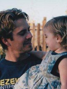 Paul Walker's Daughter Meadow Is All Grown Up Now