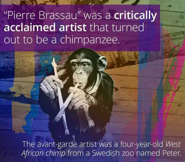 WTF Facts That Are Beyond Awesome