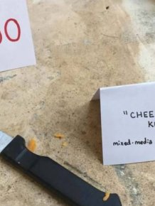 This Passive Aggressive Gallery Is A Good Way To Deal With A Messy Roommate