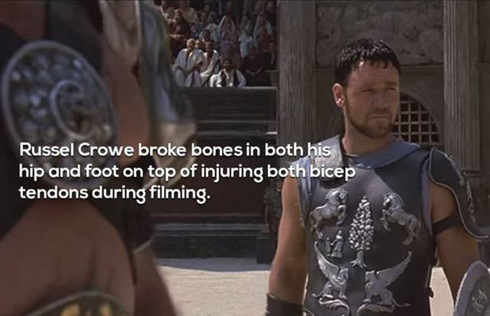 Facts About The Movie Gladiator You Need To Know