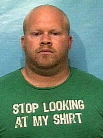 Police Mugshots With Hilarious T-Shirts