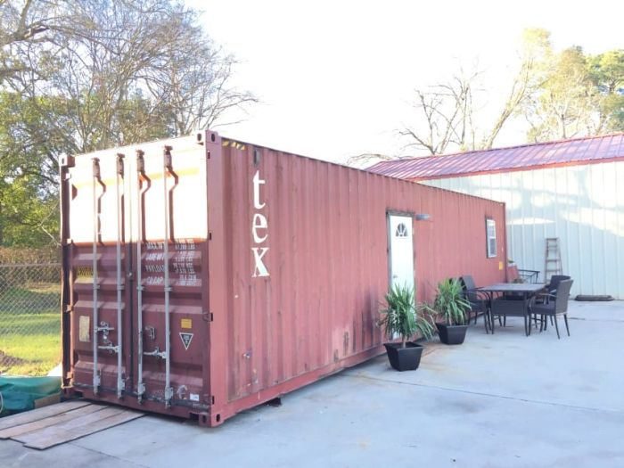 This Red Storage Container Is Awesome On The Inside