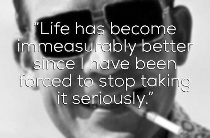 These Hunter S. Thompson Quotes Will Take You On A Journey ...