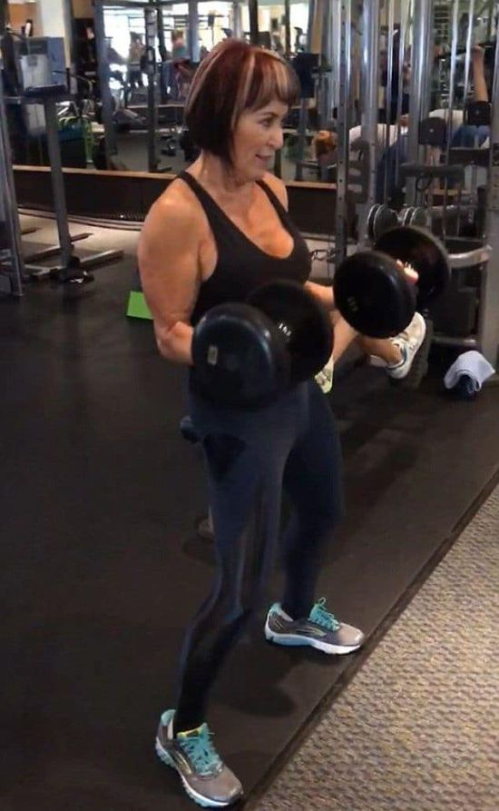 This Woman Might Be The Fittest 70 Year Old Ever