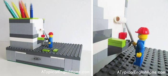 With Legos The Possibilities Are Endless