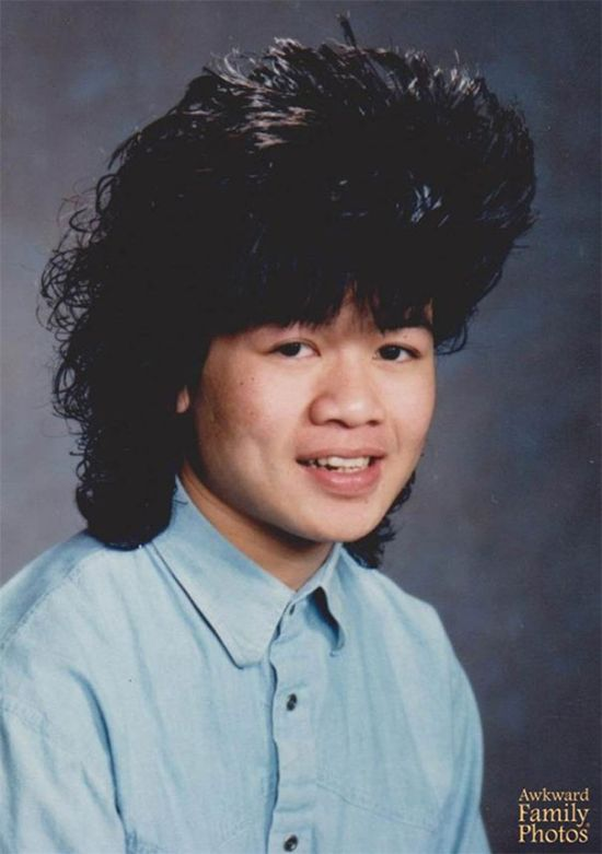 Embarrassing Hairstyles From The '80s And '90s That Should Never Come Back