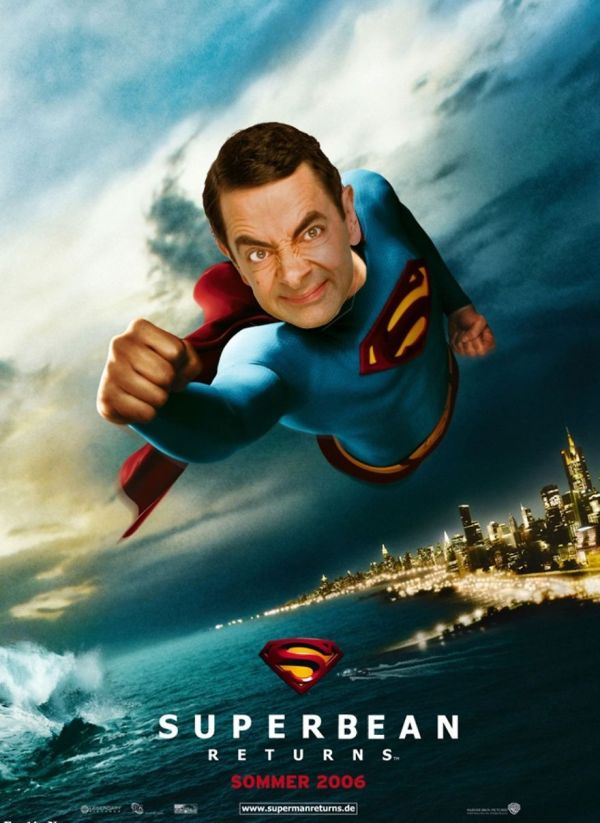 People Can't Stop Photoshopping Mr. Bean Into Things And It's Hilarious
