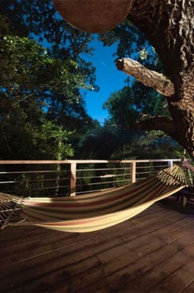 Live Out Your Fantasies In This Luxury Treehouse In Dorset