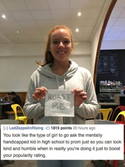 Roasts So Hot They'll Will Make You Feel The Burn