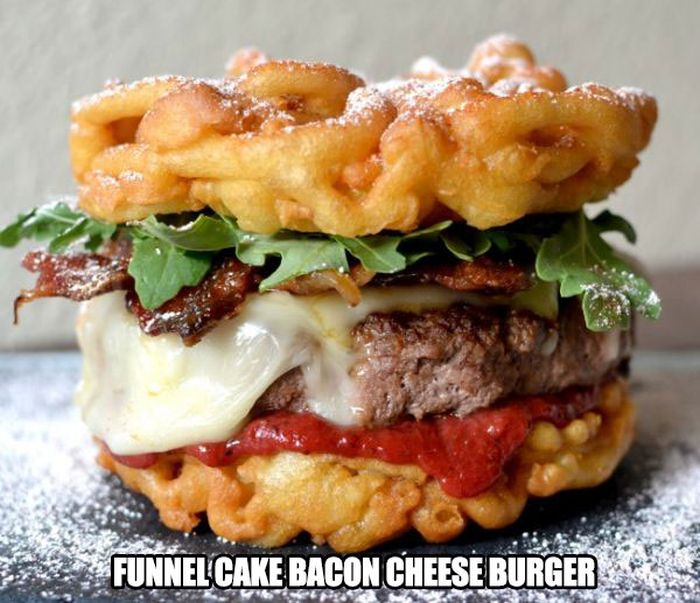 Epic Food Concoctions That Will Make Your Heart Work Overtime