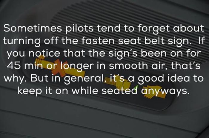 Airlines Have Their Secrets They Don't Want To Reveal