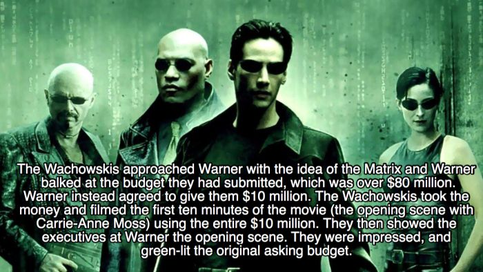 Fascinating Facts About The Matrix That Blow Your Mind