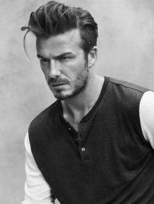 David Beckham Looks Gruesome On The Set Of King Arthur