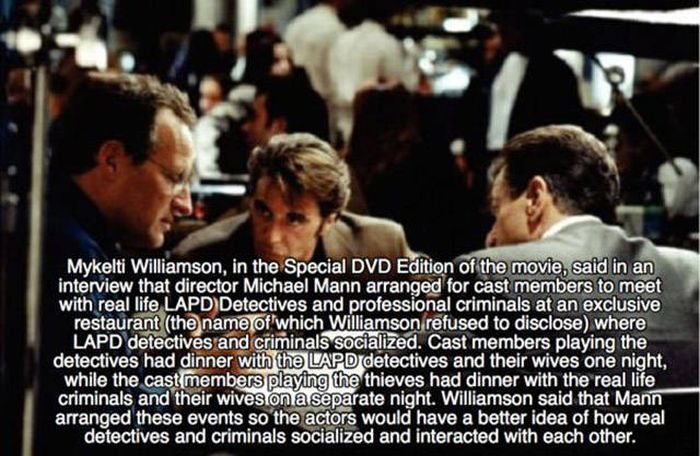 "Interesting Facts About The ""Heat"" Movie"